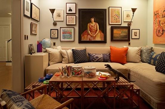 French Word For Informal Living Room